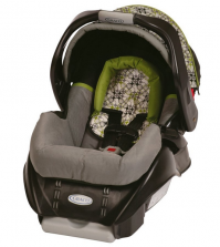 Graco SnugRide Classic Connect Infant Car Seat
