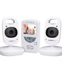 "Lorex 2.4"" Sweet Peek Video Baby Monitor"