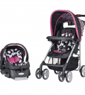 Evenflo JourneyLite Travel System with Embrace