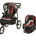 Graco FastAction Fold Jogger Click Connect Travel System/Click Connect 35