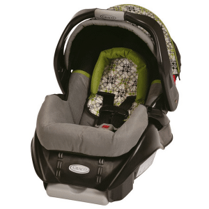 Graco SnugRide Classic Connect Infant Car Seat