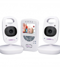 "Lorex 2.4"" Sweet Peek Video Baby Monitor"