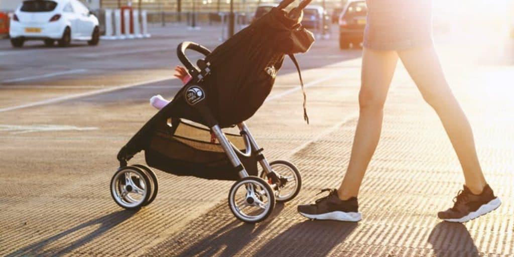 stroller weight