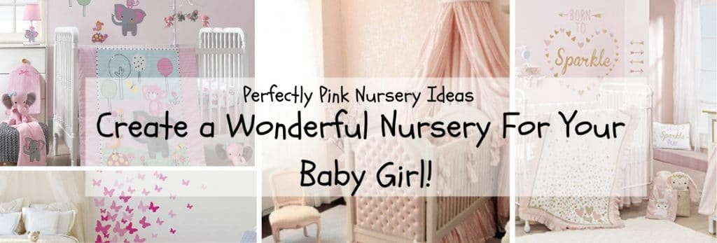 Pink nursery ideas: from curtains to rugs to wall art, there are so many options to consider
